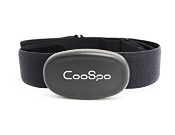 CooSpo H6 ANT+ and Bluetooh Heart Rate Monitor